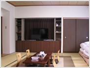 ファミリールーム(大きい和室)